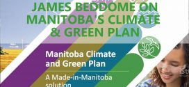 Beddome: Manitoba's Climate Plan needs improvement